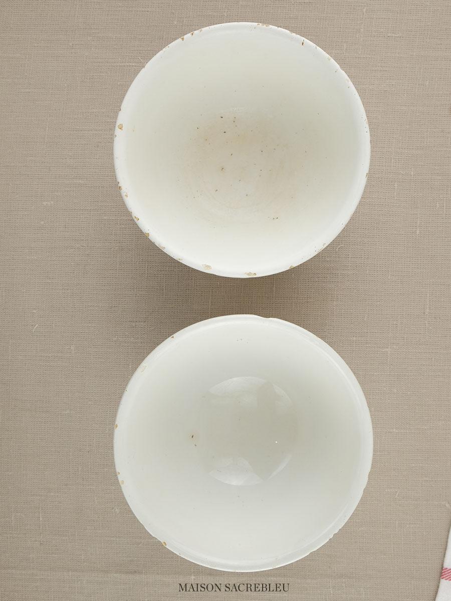 Vintage Cafe Au Lait Bowls 6